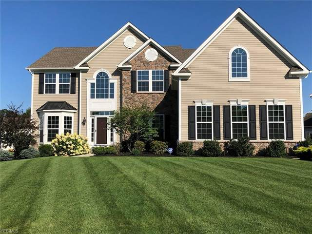 8116 Megan Meadow Drive, Hudson, OH 44236 (MLS #4214255) :: The Art of Real Estate