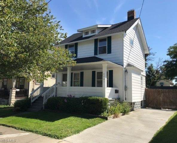 4261 W 22nd Street, Cleveland, OH 44109 (MLS #4214313) :: Keller Williams Legacy Group Realty