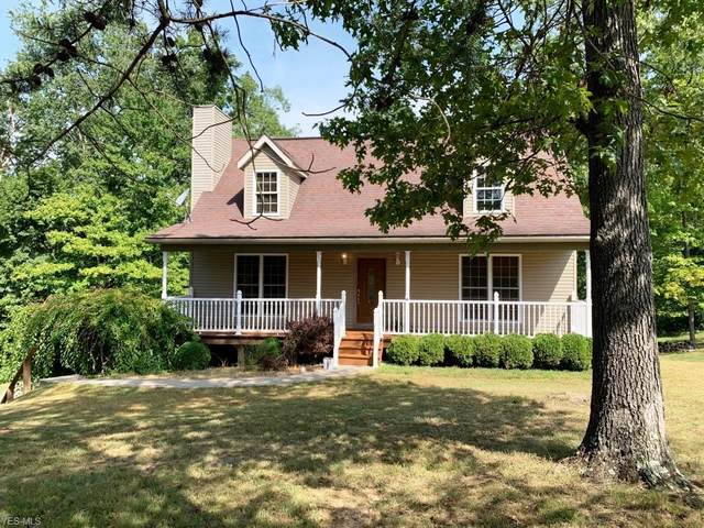 223 Knob Drive, Vincent, OH 45784 (MLS #4214314) :: RE/MAX Trends Realty
