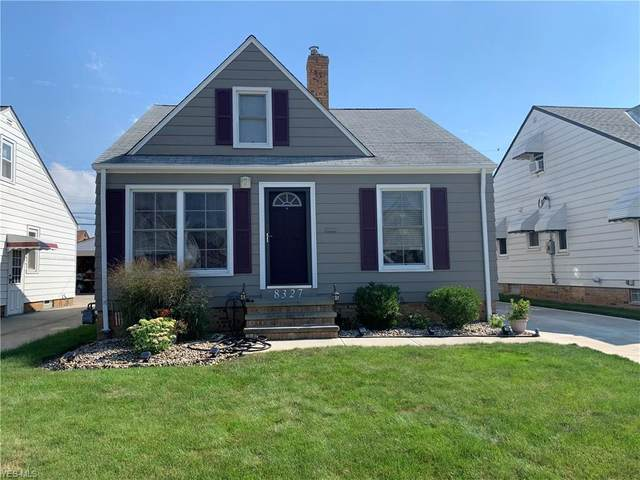 8327 Renwood Drive, Parma, OH 44129 (MLS #4214589) :: RE/MAX Trends Realty