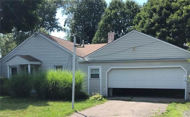 273 Fuller Drive NE, Warren, OH 44484 (MLS #4214696) :: RE/MAX Valley Real Estate