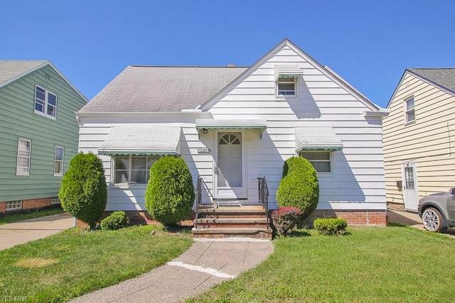 13301 Littleton Road, Garfield Heights, OH 44125 (MLS #4214776) :: Select Properties Realty