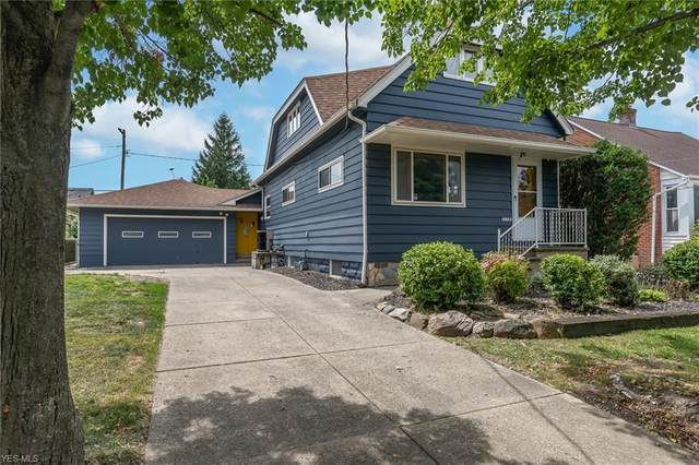 19602 Chickasaw Avenue, Cleveland, OH 44119 (MLS #4214896) :: RE/MAX Trends Realty