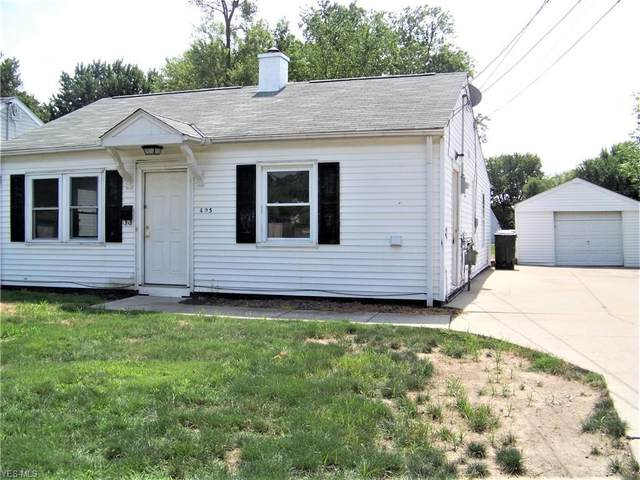 405 Turney Road, Bedford, OH 44146 (MLS #4214965) :: Keller Williams Chervenic Realty