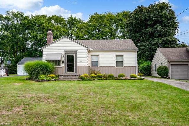 729 Birch Hill, Youngstown, OH 44509 (MLS #4215244) :: Keller Williams Chervenic Realty