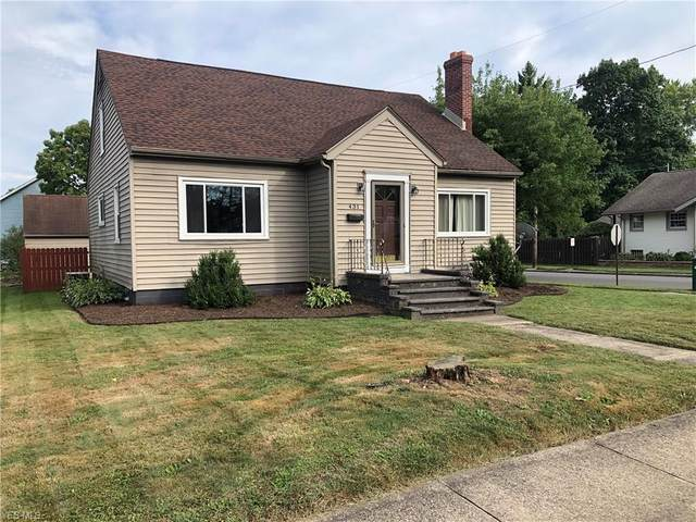 431 S Canal Street, Newton Falls, OH 44444 (MLS #4215306) :: Tammy Grogan and Associates at Cutler Real Estate