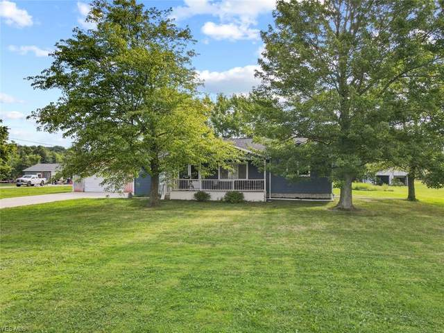 6163 S Pricetown Road, Berlin Center, OH 44401 (MLS #4215432) :: RE/MAX Trends Realty