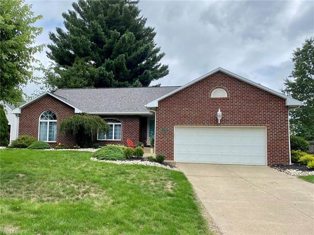 156 Starkdale Road, Wintersville, OH 43953 (MLS #4215442) :: The Art of Real Estate