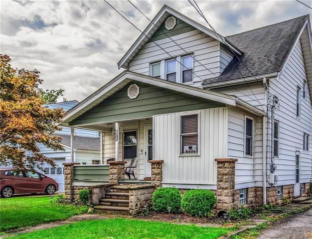 814 Elyria Avenue, Amherst, OH 44001 (MLS #4215445) :: Keller Williams Chervenic Realty