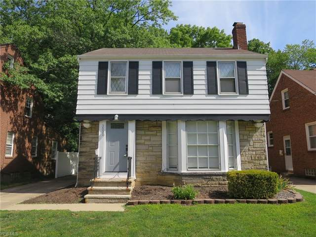 3531 Meadowbrook Boulevard, Cleveland Heights, OH 44118 (MLS #4215510) :: RE/MAX Trends Realty