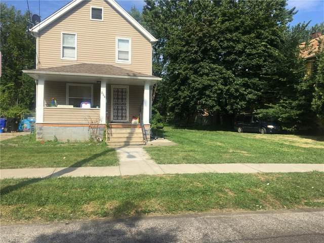 892 E 144th Street, Cleveland, OH 44110 (MLS #4215563) :: RE/MAX Trends Realty