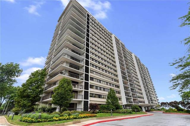 12550 Lake Avenue #305, Lakewood, OH 44107 (MLS #4215600) :: The Holden Agency