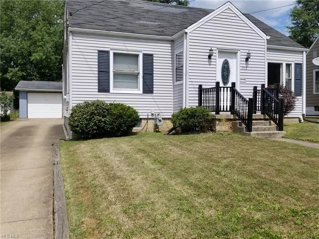 312 E Friend Street, Columbiana, OH 44408 (MLS #4215640) :: RE/MAX Trends Realty