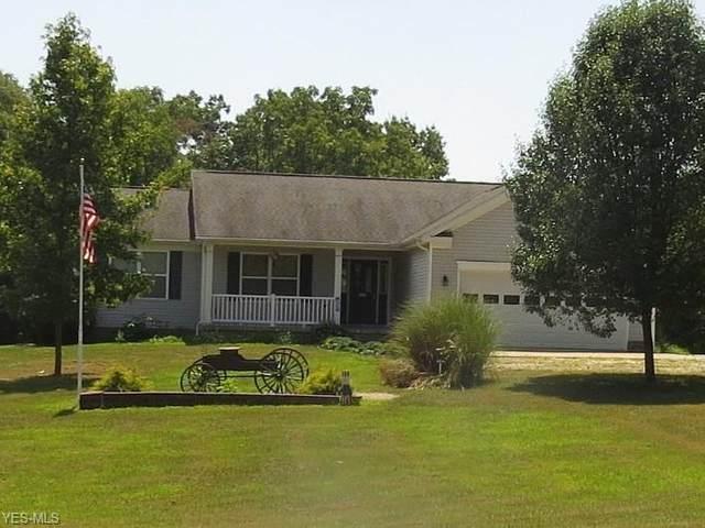 4100 Mayham Road NE, Carrollton, OH 44615 (MLS #4215695) :: RE/MAX Trends Realty