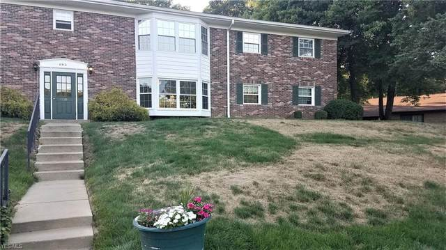 6910 Carriage Hill Drive #104, Brecksville, OH 44141 (MLS #4215951) :: The Holden Agency