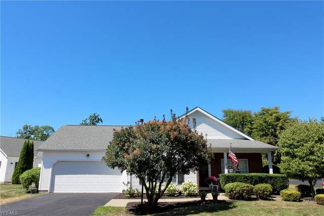 17 Hedgerow Place, New Middletown, OH 44442 (MLS #4216289) :: The Holden Agency