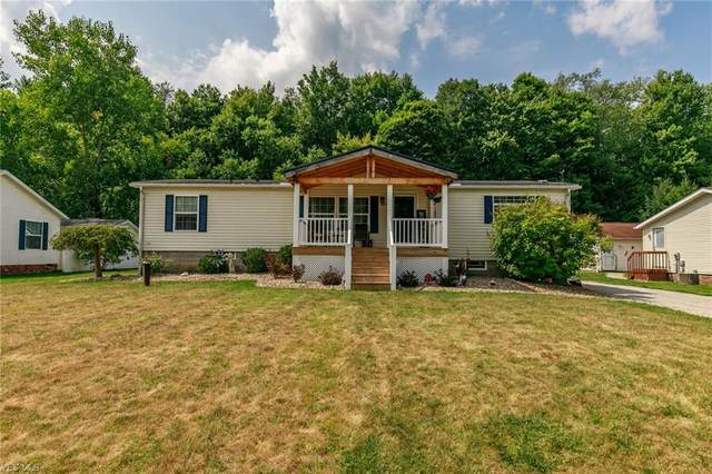 6863 Meadowridge Circle, Ravenna, OH 44266 (MLS #4216599) :: The Holden Agency