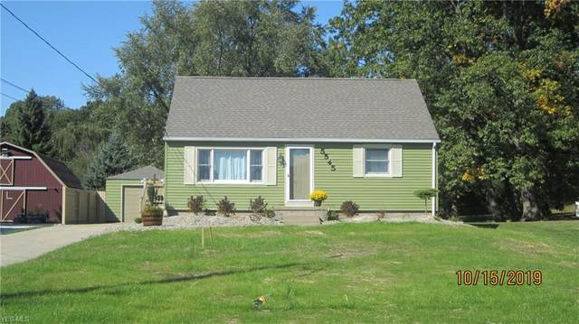 5545 Fleetwood Avenue NW, Canton, OH 44718 (MLS #4216676) :: RE/MAX Valley Real Estate