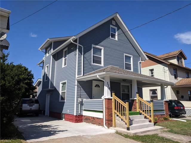 379 E Tallmadge Avenue, Akron, OH 44310 (MLS #4216700) :: The Art of Real Estate