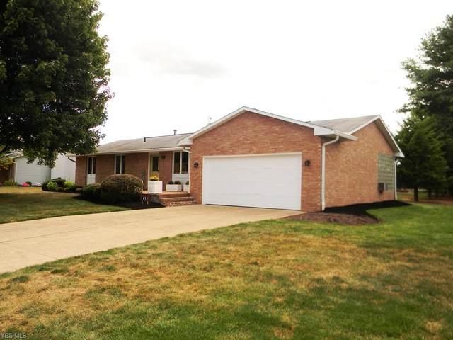 1459 Edith Street, Louisville, OH 44641 (MLS #4216833) :: Keller Williams Chervenic Realty