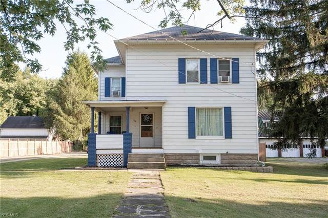 116 E Main Street, Orwell, OH 44076 (MLS #4216959) :: The Jess Nader Team | RE/MAX Pathway