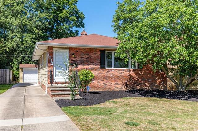 1112 Commonwealth Avenue, Mayfield Heights, OH 44124 (MLS #4216995) :: RE/MAX Valley Real Estate