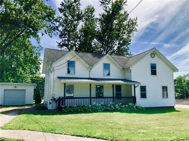 4 Washington Street, Seville, OH 44273 (MLS #4217012) :: RE/MAX Trends Realty