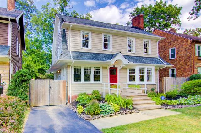 3331 Meadowbrook Boulevard, Cleveland Heights, OH 44118 (MLS #4217034) :: RE/MAX Trends Realty