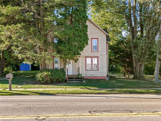 2168 Greensburg Road, North Canton, OH 44720 (MLS #4217115) :: RE/MAX Trends Realty