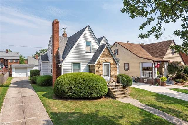 6404 Brookside Drive, Cleveland, OH 44144 (MLS #4217194) :: The Art of Real Estate