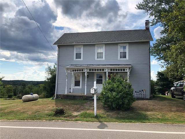 32603 State Route 541, Walhonding, OH 43843 (MLS #4217275) :: Keller Williams Chervenic Realty