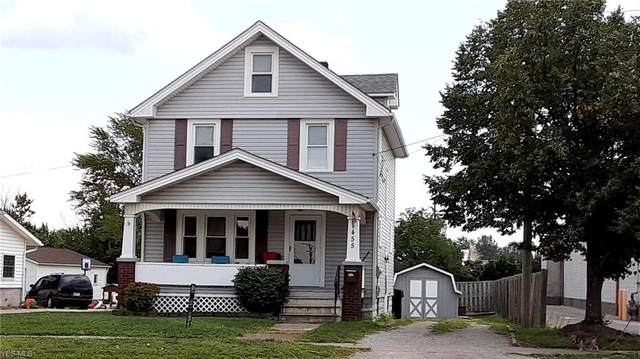 455 Cleveland Street, Elyria, OH 44035 (MLS #4217417) :: Keller Williams Chervenic Realty
