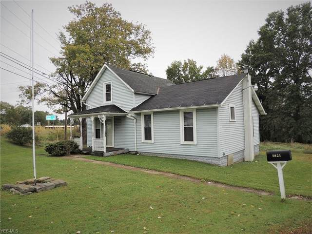 5821 State Route 14, Ravenna, OH 44266 (MLS #4217458) :: Keller Williams Chervenic Realty