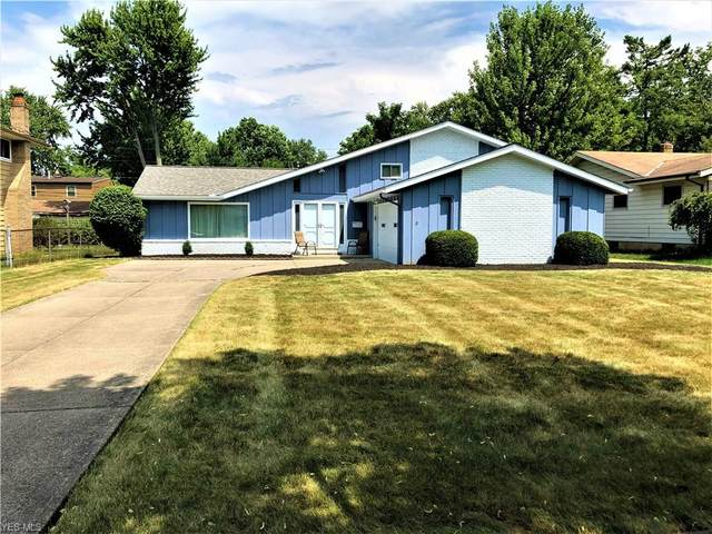 4737 Carsten Lane, North Olmsted, OH 44070 (MLS #4217617) :: Keller Williams Chervenic Realty