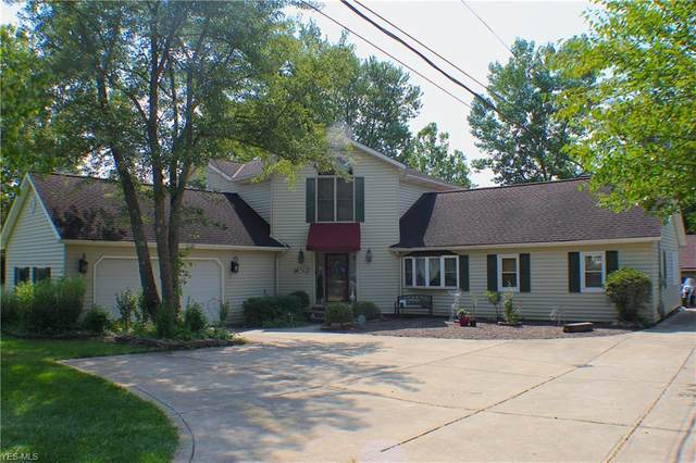 12950 W 130th Street, Strongsville, OH 44136 (MLS #4217649) :: Keller Williams Chervenic Realty