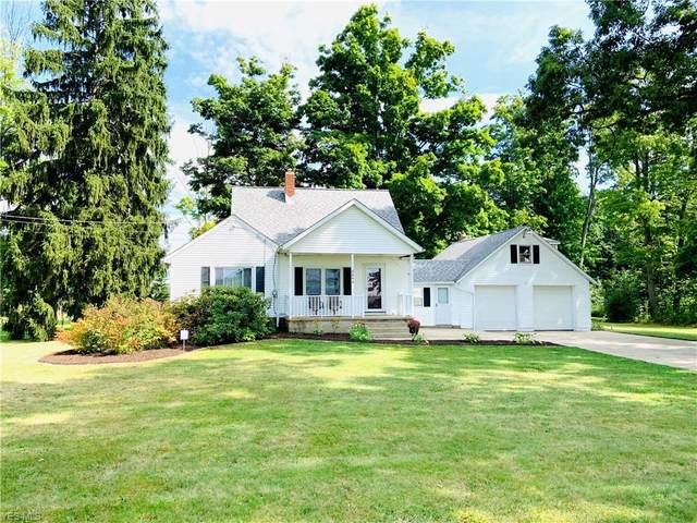 2844 Carson Salt Springs Road, Warren, OH 44481 (MLS #4217692) :: RE/MAX Trends Realty