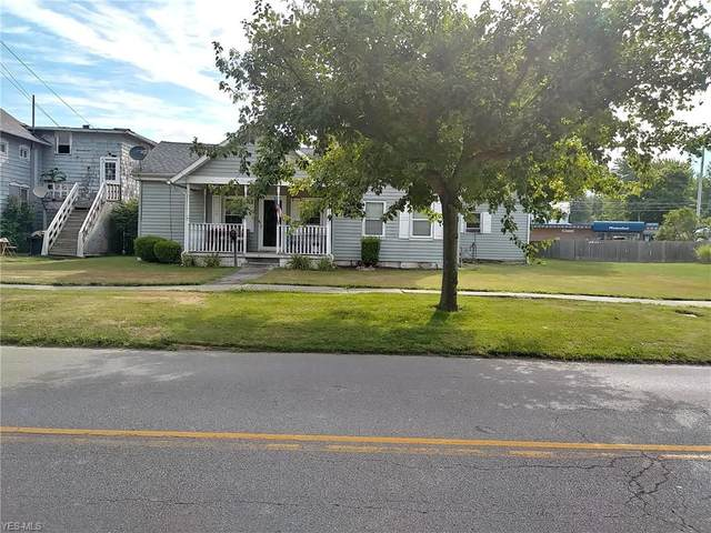 92 S Main Street, New London, OH 44851 (MLS #4217805) :: The Jess Nader Team | RE/MAX Pathway