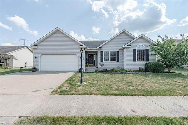 718 Grey Wolfe Drive, Lagrange, OH 44050 (MLS #4217870) :: The Jess Nader Team | RE/MAX Pathway