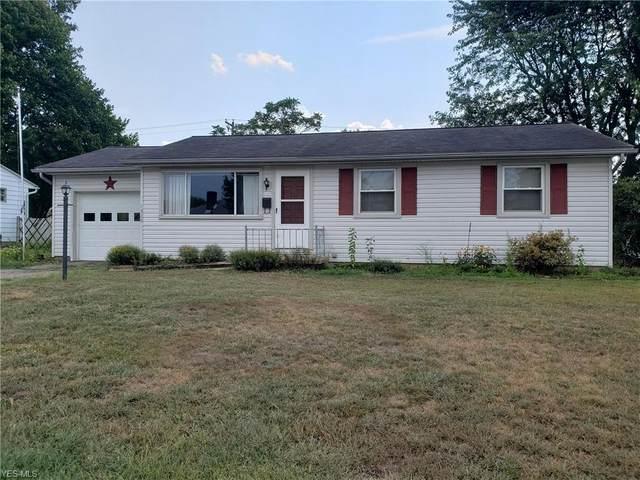 1329 Moccasin Lane, Coshocton, OH 43812 (MLS #4217901) :: Keller Williams Chervenic Realty