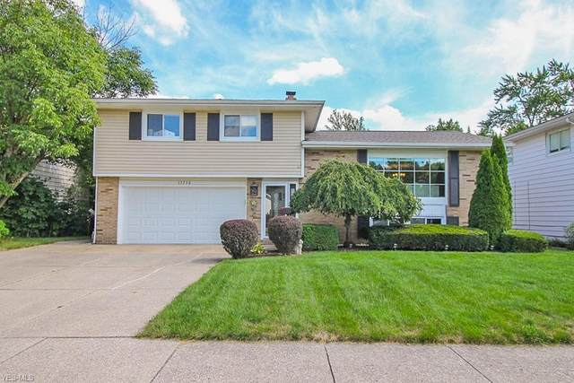 13750 Grove Drive, Garfield Heights, OH 44125 (MLS #4217935) :: Krch Realty