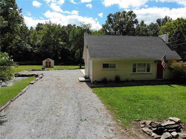 10694 Woodard Road, Deerfield, OH 44411 (MLS #4218106) :: Keller Williams Chervenic Realty