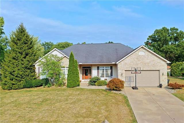 257 Country Club Drive SE, Warren, OH 44484 (MLS #4218187) :: The Holly Ritchie Team