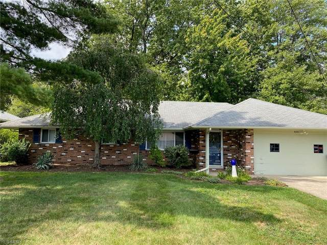 484 Jeannette Drive, Richmond Heights, OH 44143 (MLS #4218312) :: RE/MAX Edge Realty