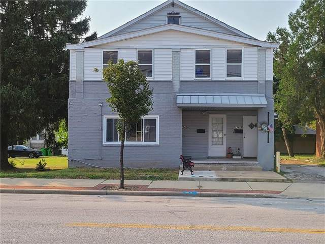 29407 Euclid Avenue, Wickliffe, OH 44092 (MLS #4218409) :: Keller Williams Chervenic Realty