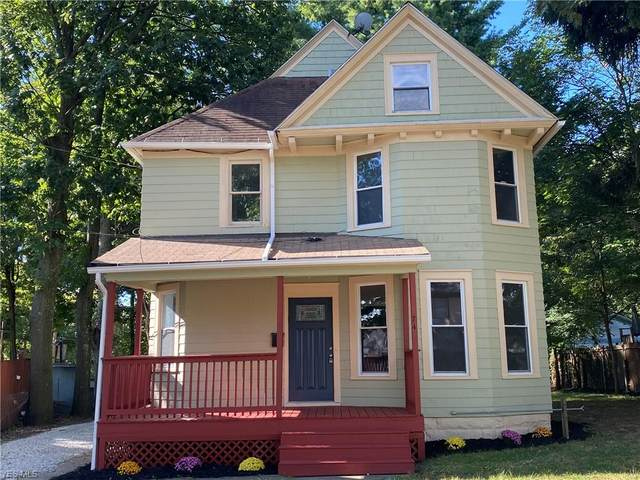 74 E Tallmadge Avenue, Akron, OH 44310 (MLS #4218446) :: Krch Realty