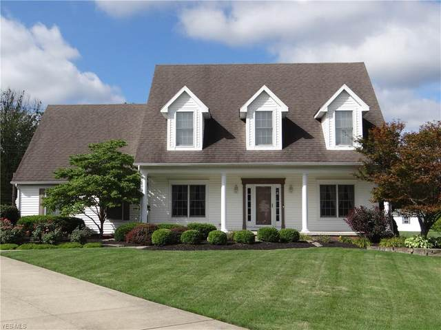 3992 Deacon Court, Hudson, OH 44236 (MLS #4218457) :: RE/MAX Trends Realty