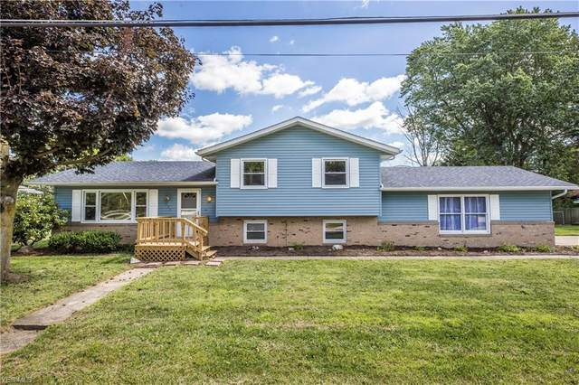 335 Pinkston Drive, Tallmadge, OH 44278 (MLS #4218550) :: RE/MAX Trends Realty