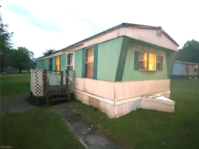 43 Brookside Drive, Hubbard, OH 44425 (MLS #4218767) :: Keller Williams Chervenic Realty