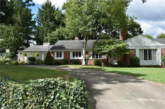 1619 Knob Hill Drive, Coshocton, OH 43812 (MLS #4218772) :: Keller Williams Chervenic Realty