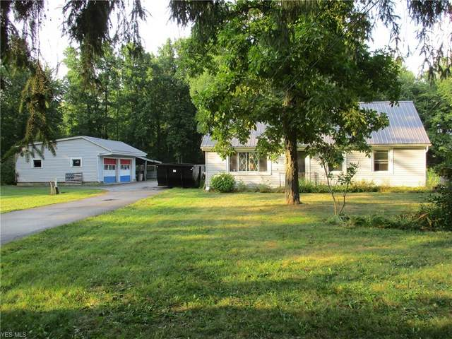 1431 Carson Road, Ashtabula, OH 44004 (MLS #4218816) :: Keller Williams Chervenic Realty